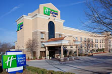 Arlington Texas Hotel Holiday Inn Express Hotel and Suites South