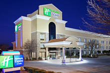 Arlington Texas Hotel Holiday Inn Express Hotel and Suites