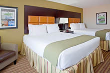 Arlington Texas Hotel Room with Two Beds