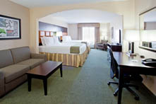 Arlington Texas Hotel Suite with Two Beds